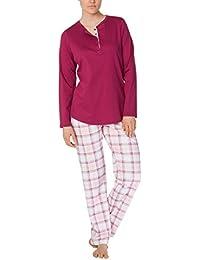 Calida Damen Zweiteiliger Schlafanzug Naomi
