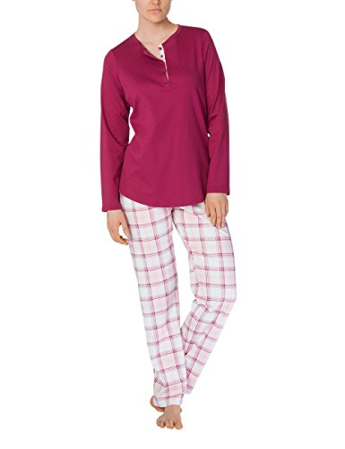 - 41FCjvowTJL - Calida Women's Naomi Damen Pyjama Set