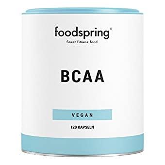 Foodspring BCAA