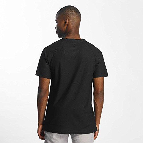 New Era - New Era Stealth De Tee Neyyan T-shirt Uomo Nera Nero