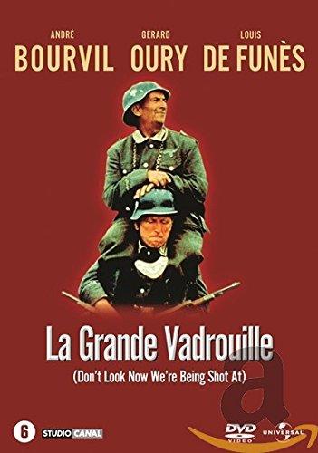 Bild von La Grande vadrouille / Drei Bruchpiloten in Paris [Import mit deutscher Sprache]