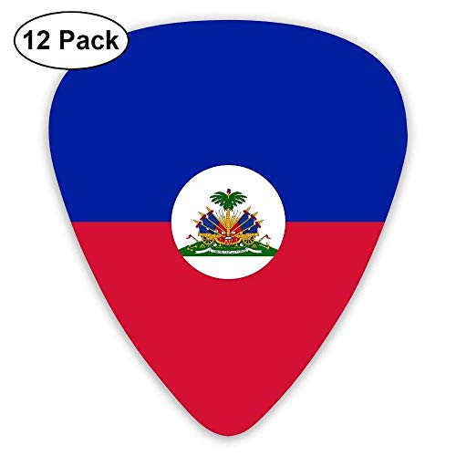 Hati Flag Classic Guitar Picks 12-Pack -