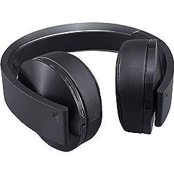 Sony PlayStation Platinum Casque sans fil son surround 7.1 PS4