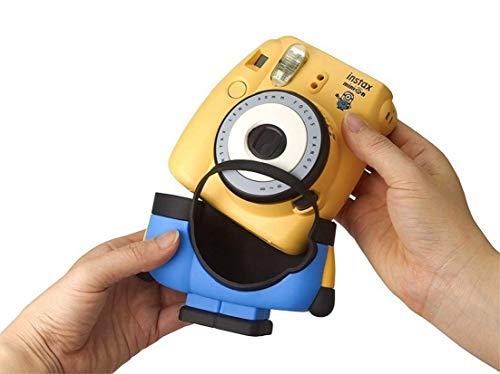 instax Mini 8 Minion Camera - Yellow/Blue