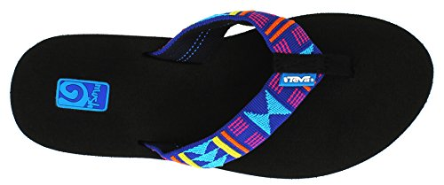 Teva Mush 2 W's Damen Sport- & Outdoor Sandalen Blau (beach break blue 685)