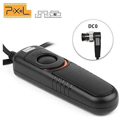 Pixel RC-201 DC0 Fernauslöser für Nikon Digital Kamera D810 D800 D800E D700 D300 D300S D200 D100 D1 -