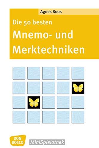 Die 50 besten Mnemo- und Merktechniken (Don Bosco MiniSpielothek)