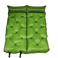 Oaghl Outdoor self-inflating Mat/umidità/campeggio, Green, 192*116*3