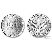 Suchergebnis Auf Amazonde Für 5 Dm Münze Marx 1983