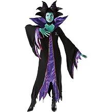 Disney - Disfraz de maléfica para mujer, talla M (R880148/MED)