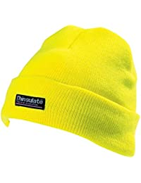 Yoko Hi Vis Thinsulate Hat. CAP402