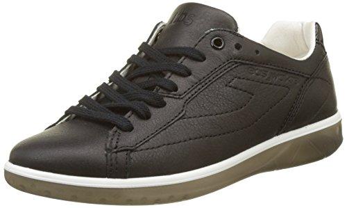 TBS  Oxygen,  Sneaker donna Noir (*noir 004)