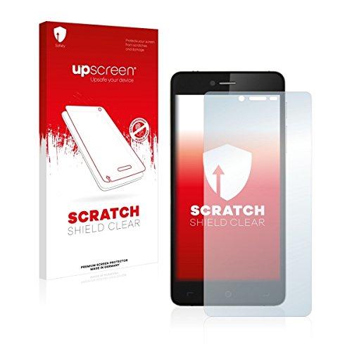 upscreen Scratch Shield Clear Bildschirmschutz Schutzfolie für Elephone S2 Plus (hochtransparent, hoher Kratzschutz)