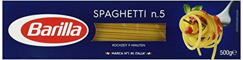 Spaghetti n. 5, 8er Pack (8 x 500g) ()