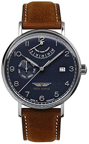 Junkers Armbanduhr 5960-4 Herrenuhr
