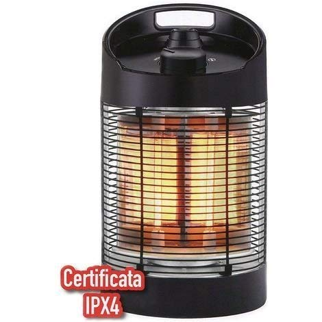 CFG Estufa eléctrica Elementos Carbono 360er016700W