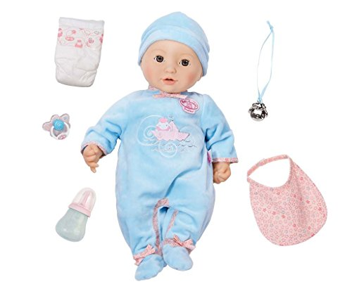 Zapf Creation 794654 - Baby Annabell Brother
