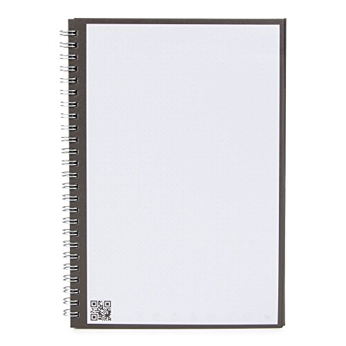 8.5x11 Rocketbook Quaderno intelligente monouso Letter Size