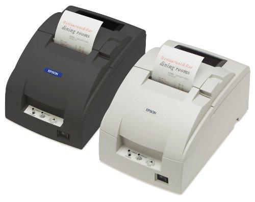 U220b Bondrucker (Epson TM-U220B, Ethernet, Cutter, schwarz, inkl. NT, C31C517057+C32C824151)