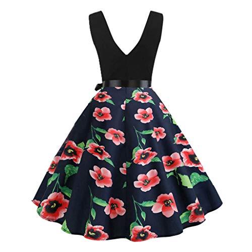 JiaMeng Vestiti Donna Vestiti da Donna Invernali Manica Lunga Maglioni Donna  Vestiti Mini Vestiti Casuale ( 1b5a46c46f2