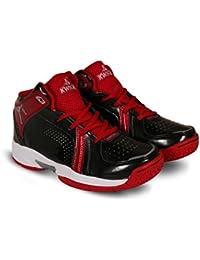 KWICKK Unisex Imported PU Professional Basketball Shoes Slam Dunk Men's Shoes