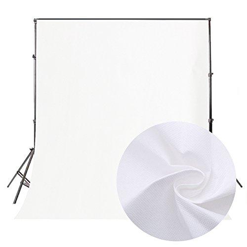 Sannysis Hintergrund Fotostudio 160 * 200cm Hintergründe Pure Farbe Professionelles Fotohintergrund Requisiten Vintage Mode Familie Fotoshooting Photobooth Props ()