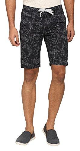 Abof Men's Cotton Shorts