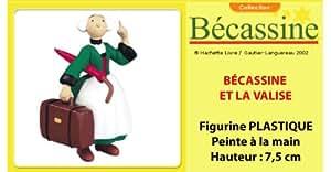 Plastoy - 61010 - Figurine-Becassine Et La Valise