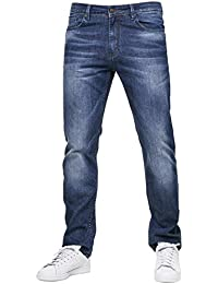 REELL Trigger Jeans mid blue stone / bleu Taille