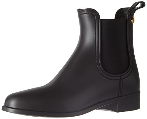 Lemon Jelly Damen Splash Chelsea Boots, Schwarz (Black Mate), 40 EU (Damen Jelly)