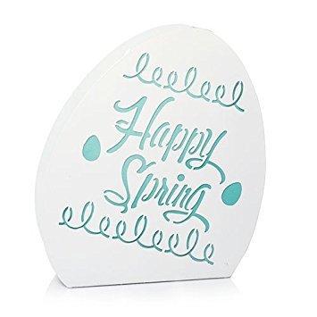 YANKEE CANDLE Ostern Springs Happy Spring Multi Teelicht Kerzenhalter (Spring Yankee Candles)