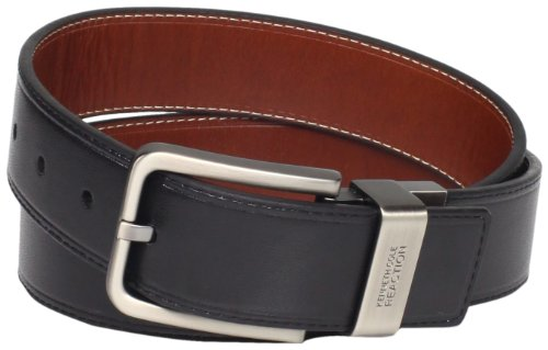 kenneth-cole-reaction-mens-black-and-brown-out-leather-reversible-belt-size-34