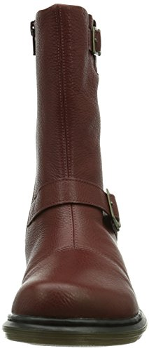 Dr. Martens KARIN Broadway, Stivali Donna Rosso (Rot (Red))