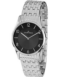 Jacques Lemans Damen-Armbanduhr XS London Analog Quarz Edelstahl 1-1782A