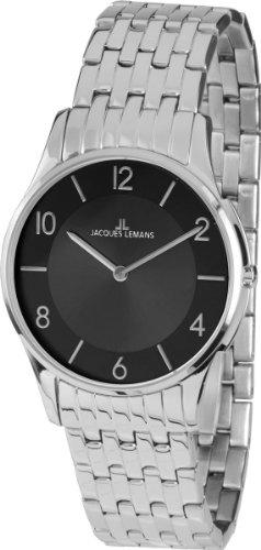 Jacques Lemans Ladies Watch XS Analogue Quartz Stainless Steel London 1–1782A