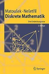 Diskrete Mathematik: Eine Entdeckungsreise (Springer-Lehrbuch) (German Edition)