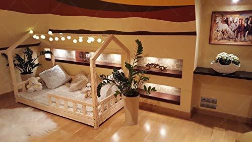 Zoom IMG-3 oliveo letto casetta per bambini
