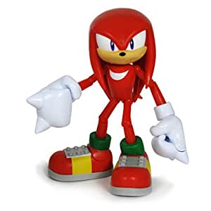 Buy Sonic The Hedgehog 3 5 Inch Action Figure Knuckles The Echidna Online At Low Prices In India Amazon In