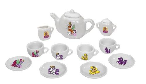 Simba 105958444 - Filly Service à thé pour 4 Personnes 13 pièces