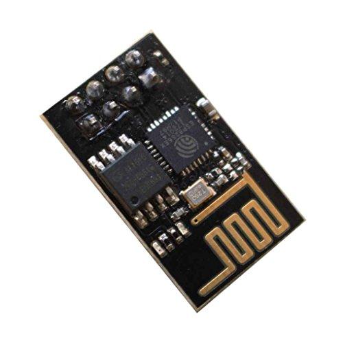 Gankmachine ESP8266 ESP-01 módulo transceptor Serie de WiFi Recibir LWIP Ap + STA