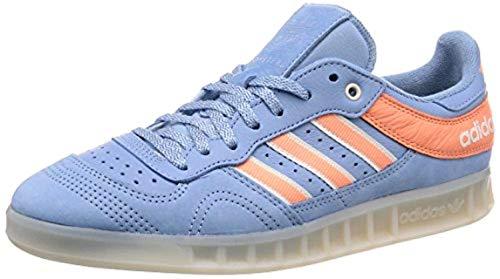 adidas Handball Top Oyster - Scarpe da Pallamano da Uomo, Colore: Blu, Blu (Blu), 48 2/3 EU