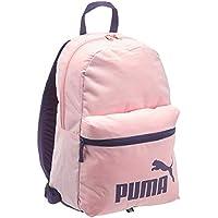 Puma Phase Backpack Mochila de Deporte, Hombre, Negro Black/Sweet Lavender, OSFA