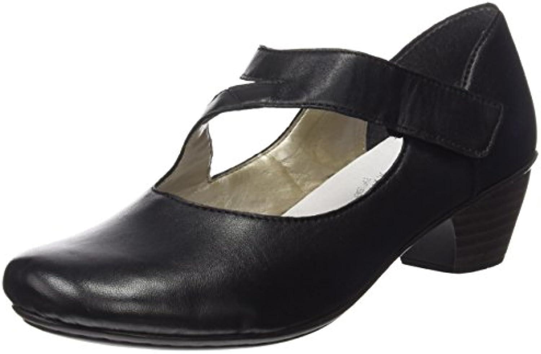 Gentiluomo   Signora Rieker 41793, Scarpe con Tacco Donna Per tua scelta Primo grado della sua classe Consegna immediata | riparazione  | Gentiluomo/Signora Scarpa