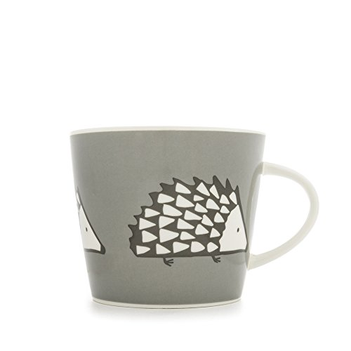 Scion Spike Mug, Gris, 0.35 Litre