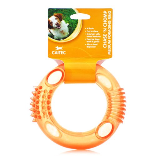 caitec-medium-foraging-ring-7-dog-toy