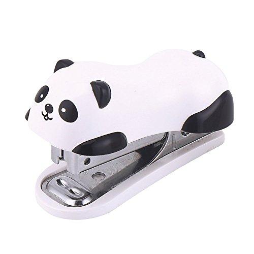 Daorier Panda Mignon agrafeuses manuelle pour bureau école...