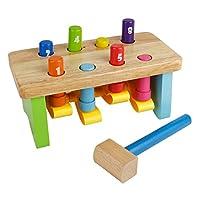 Quando i bambini hanno la giusta età, è necessario esercitare la coordinazione corporea. In questo momento, le madri possono scegliere un martello bambini giocattolo adatto per i bambini. Bussare alla giochi in legno può esercitare le capacit...