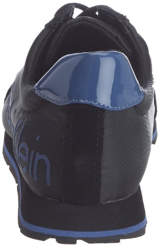 Calvin Klein Randy, Chaussures de ville homme Noir (Bmr)