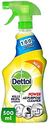 Dettol Lemon Healthy Home All Purpose Cleaner Trigger 500ml