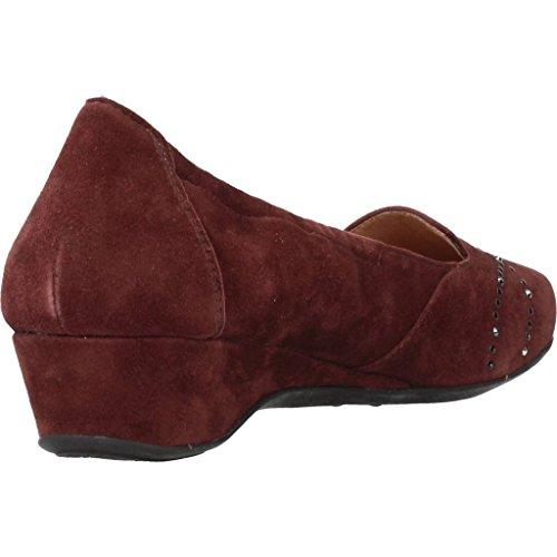Ballerina scarpe per le donne, colore Borgogna , marca STONEFLY, modello Ballerina Scarpe Per Le Donne STONEFLY MICHELLE 7 VEL Borgogna Borgogna